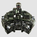 BROWNIAN ARRI ALEXA MINI 8 WAY TOED-OUT 360 ARRAY RIG (WITH RED HELIUM SKY CAM) VFX Hire London, UK