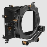 "BRIGHT TANGERINE STRUMMER 6"" STUDIO MATTEBOX Accessory Hire London, UK"