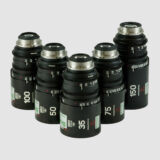 SERVICE VISION SCORPIO ANAMORPHICS T2 - FULL FRAME Lens Hire London, UK